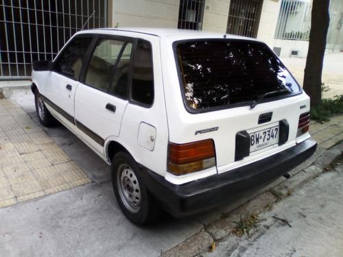 suzuki forza año 91 en muy buen estado saldo en $ uruguayos