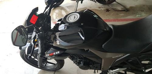 suzuki gixxer 150cc nueva! 3mil km