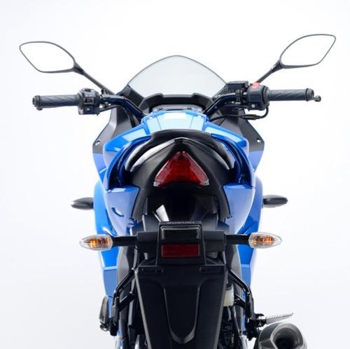 suzuki gixxer sf 155cc inyección 14 hp disco del. y trasero