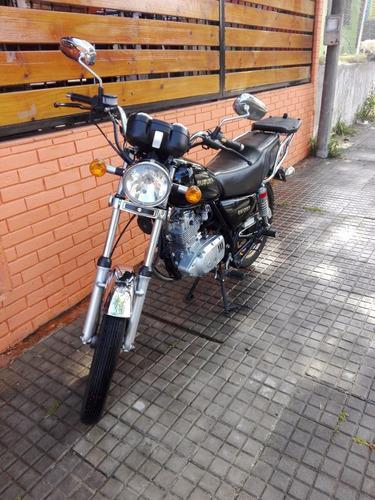 suzuki gn 125f