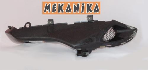 suzuki gsxr 1000 05-06 cubierta ducto aire izq. mekanika