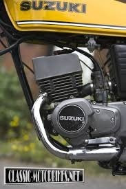 suzuki gt200 bicilindrica x5 por partes consulte