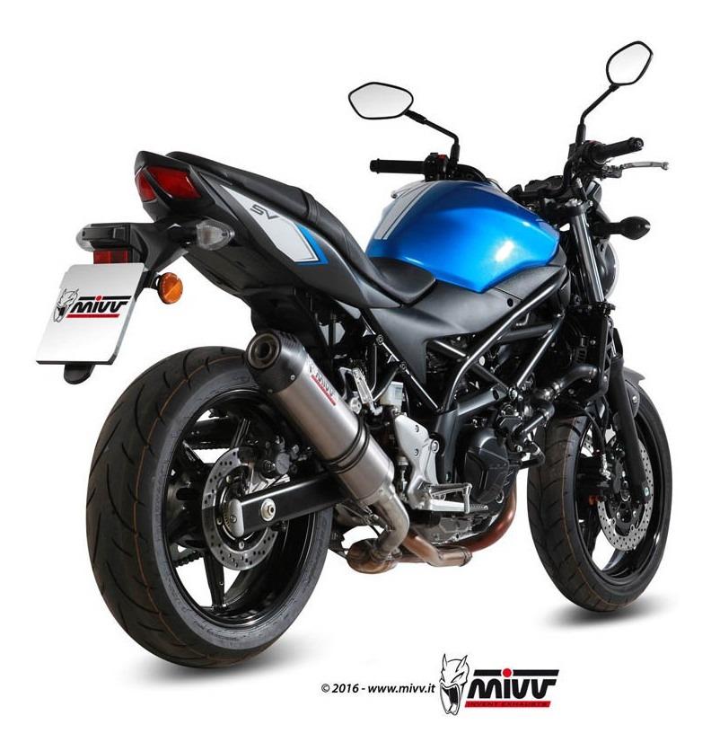 Suzuki Sv 650 2017 Naked - U$S 11.500 en Mercado Libre