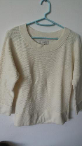 sweater buzo de dama importado de america