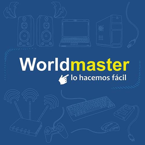 switch de escritorio de 8 puertos 10 - 100  tl-s worldmaster