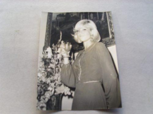 sylvie vartan fotos originales de promocion