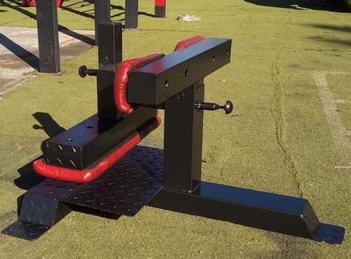 syssy aparato para gym