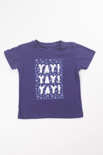 t-shirt yay boy - bebe