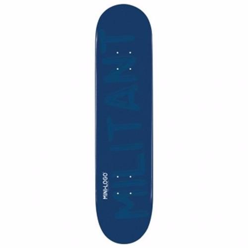 tabla de skate  mini logo  purple 8.0