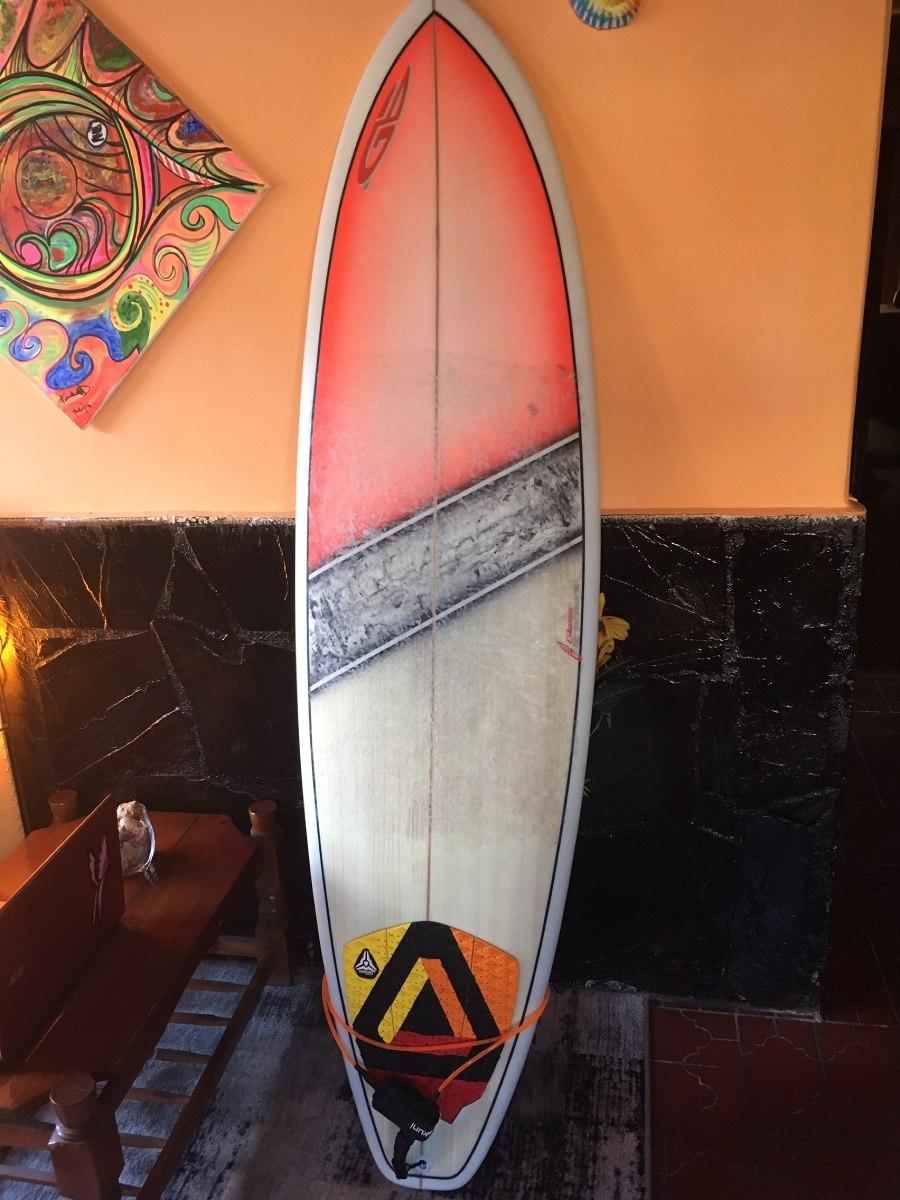 Tabla De Surf Nueva Hibrida. - U$S 580,00 en Mercado Libre