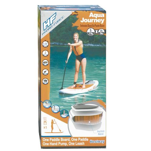 tabla inflable paddle surf hydro force  mod. aqua 110kg