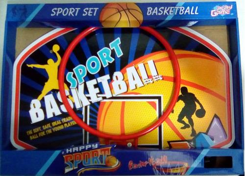 tablero de basketball