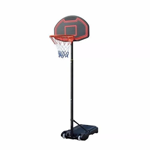 tablero de basquet con altura regulable aro de basketball