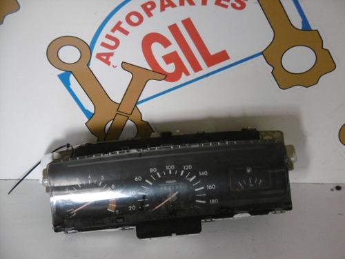 tablero de instrumentos peugeot 205 - nafta