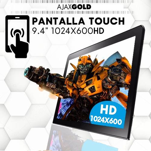 tablet android pc 10 quadcore hdmi doble camara wifi 4k hd