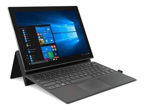 tablet lenovo 2 en 1 miix 630 12.3  4gb/128gb - outlet netpc