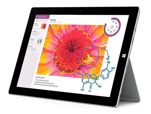 tablet microsoft surface 3 - 10.8 atom x7 -z8700 - netpc