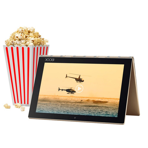 tablet netbook lenovo yoga book atom 4gb 32gb 10.1  futuro21