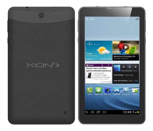 tablet xion 7  android sensacion