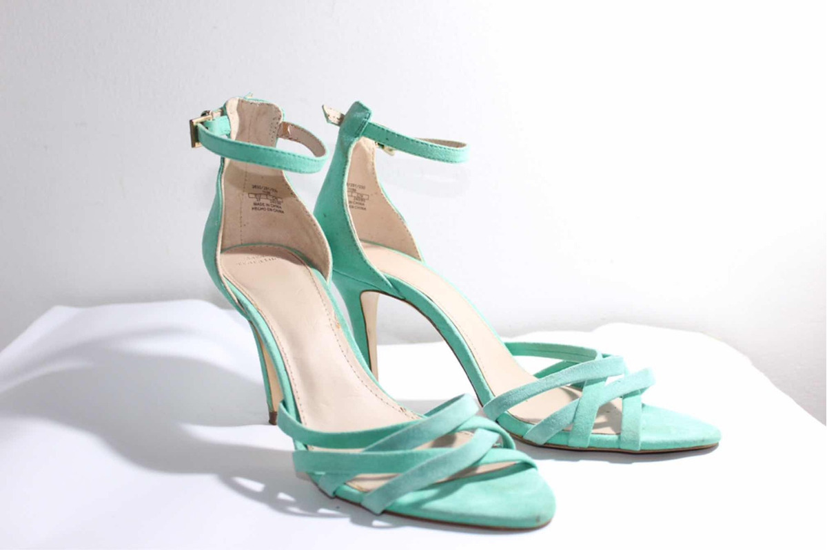 Zara500 Zapato Sandalias Alto 00 Tacos LzVpUGjqSM