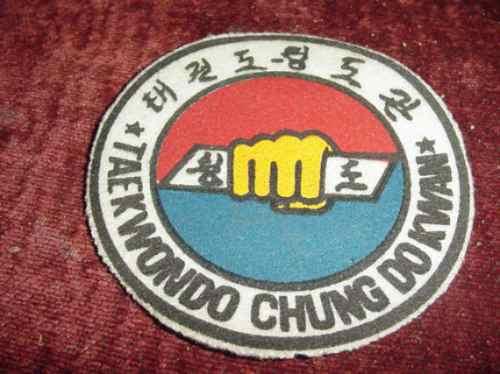taekwondo - escudos