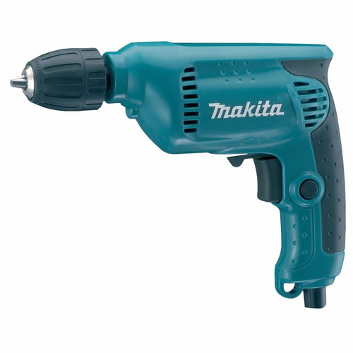 taladro 10mm 450w mandril automático makita 6413