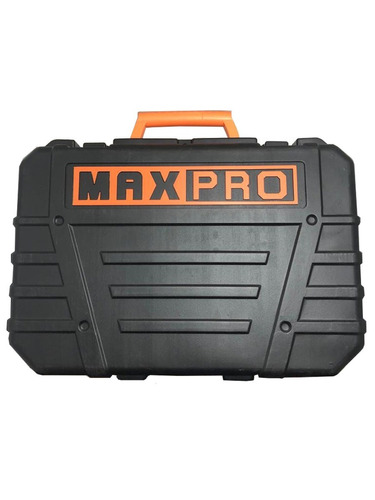 taladro atornillador maxpro 2 baterias 18v litio profesional