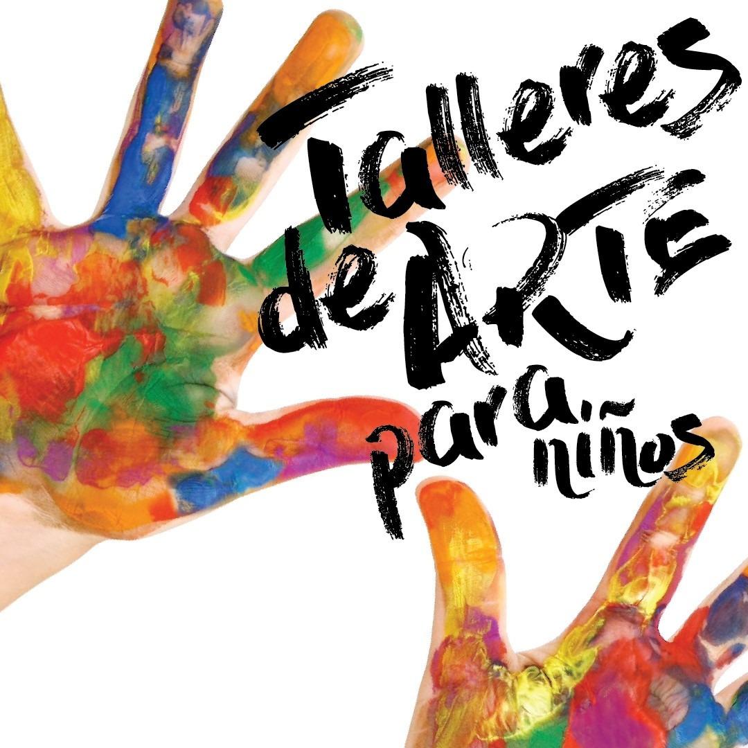 Taller De Arte-manualidad-dibujo-pintura-juegos Para Niños - $ 500 ...