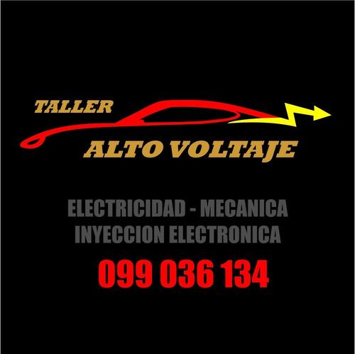 taller de electricidad automotriz !!   alto voltaje