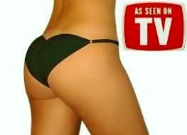tanga realza glúteos brazilian secret = t v ¡ mira el video!