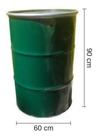 tankes 200 lts. - tankes - tapa, zuncho de chapa. usado.
