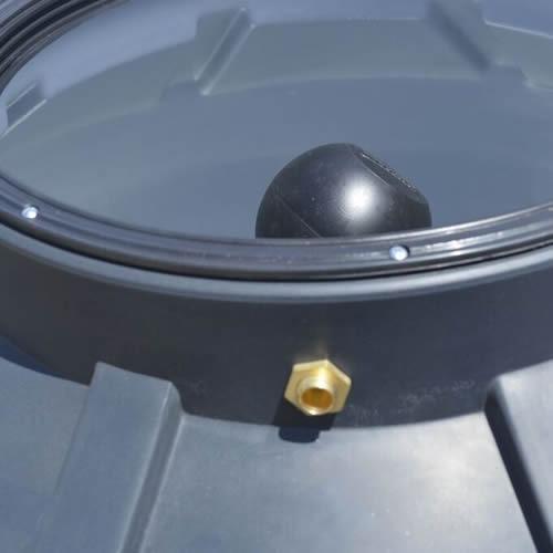 tanque bicapa 2000 litros. para agua - tankes uy
