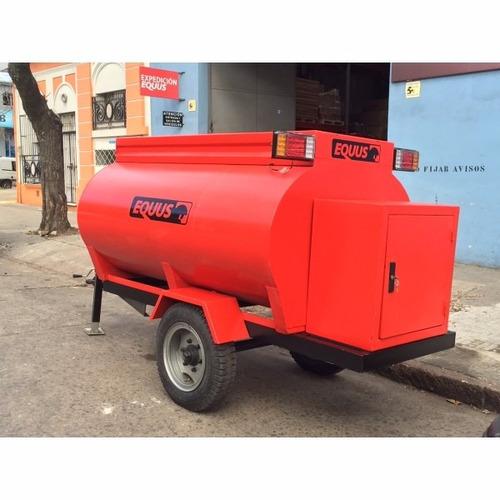 tanque cisterna 2000l equus