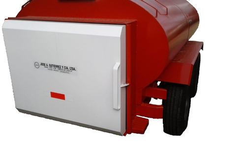 tanque, cisterna capacidad 2000ltrs