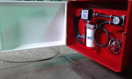 tanque combustible capacidad 1500 ltrs