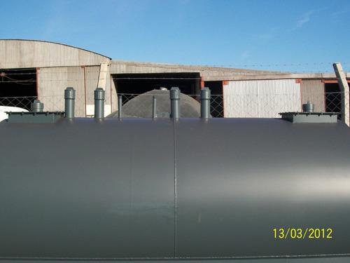 tanque estatico para combustible o agua