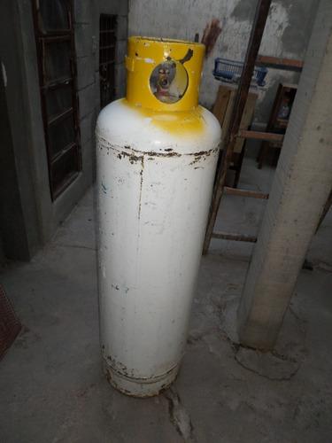 tanque gas vacio cap 45 kg envio x ciudad x cobrar pregunte