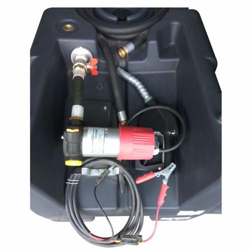 tanque móvil combustible 200lts c/bomba y accesorios renson