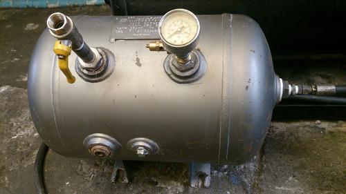 tanque para compresor de tornillo 26 litros