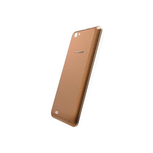 tapa trasera para celular hyundai l505 - dracmastore