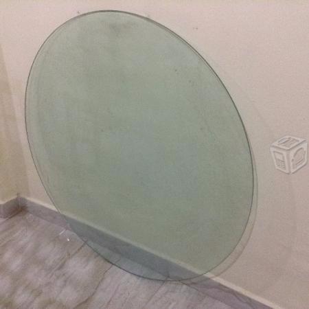 tapas de vidrioo 120 de diametro en 10mm