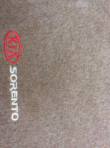 tapete de tecido kia sorento