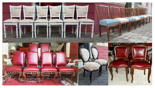 tapiceria, restauraciòn, retapizados, sillones a medida.