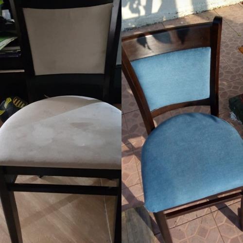 tapicero tapicería retapizado sillas sillones butacas