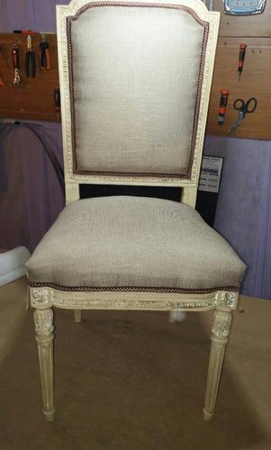 tapicero.tapicería sillones sillas