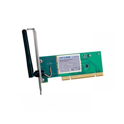 tarjeta de red tp-link pci wifi rango ext.54m tl-wn550g