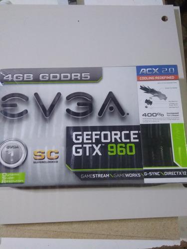 tarjeta grafica gforce gtx 960