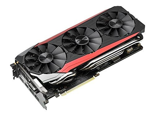 tarjeta video asus geforce gtx 980 ti 6gb ddr5 384 bit