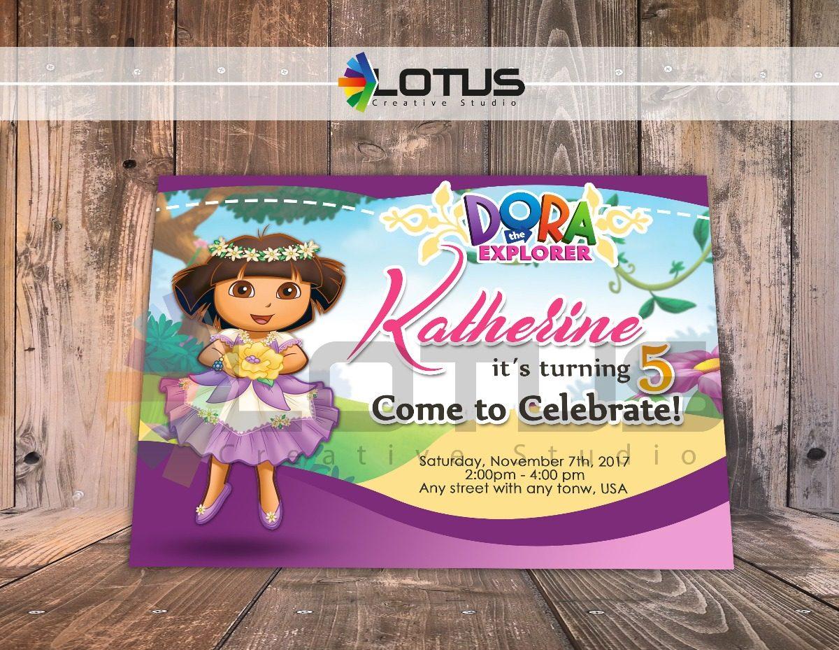 Tarjetas De Invitación Para Fiestas Infantiles