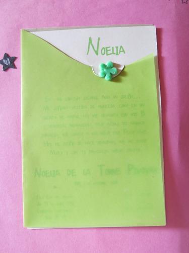 tarjetas invitaciones 15 años con papel vegetal $30